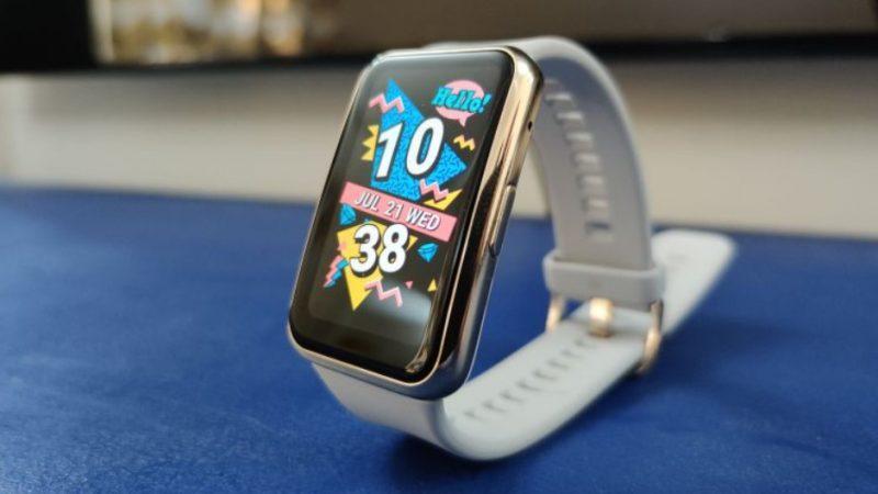 Huawei Watch Fit: descubra por qué los expertos lo recomiendan más