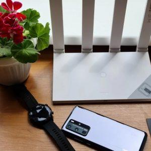 Enrutador inalámbrico Huawei WiFi AX3: uno de los mejores y más rápidos